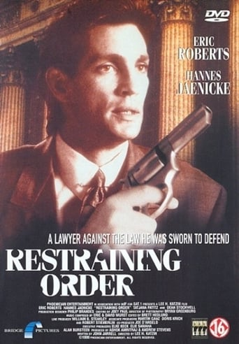 Poster of Restraining Order