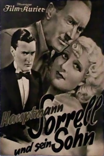Poster of Sorrell and Son