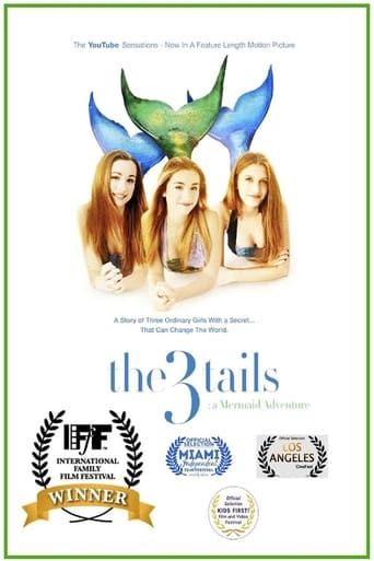 Poster of The3Tails: A Mermaid Adventure