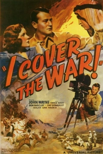 Poster of I cover the war!