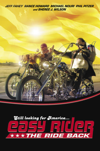 Poster of Easy Rider: The Ride Back