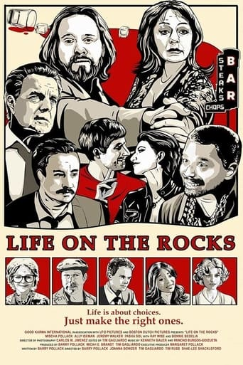 Poster Life on the Rocks