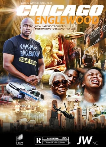 Poster of Chicago Englewood   A Docu Film By John West  Jr. / Sony