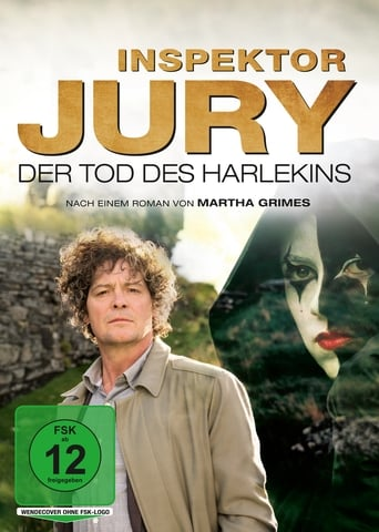 Poster of Inspektor Jury: Der Tod des Harlekins