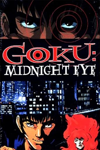 Poster of Goku: Midnight Eye