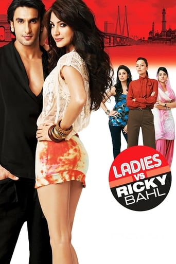 Poster of Ladies vs Ricky Bahl