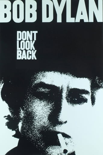 Bob Dylan: Dont Look Back Poster