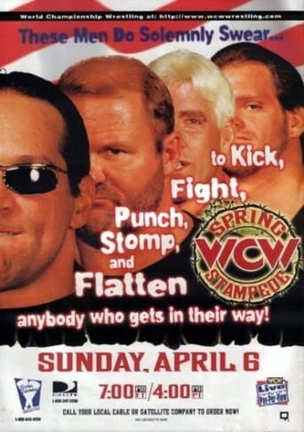 Poster of WCW Spring Stampede 1997