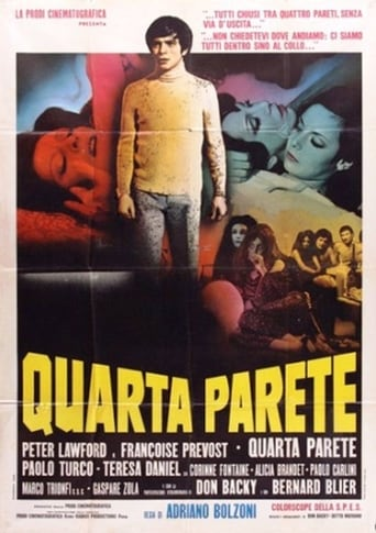 Poster of Quarta parete