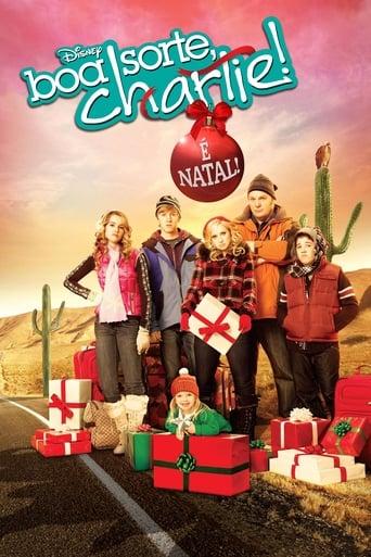 Boa Sorte, Charlie! É Natal! - Poster