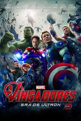 Assistir Vingadores: Era de Ultron Online Gratis HD