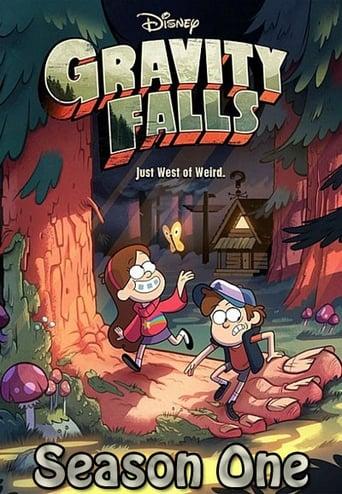 Gravity Falls Um Verão de Mistérios 1ª Temporada - Poster