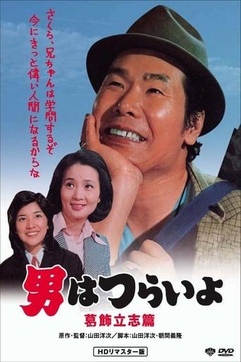 Otoko wa Tsurai yo: Katsushika Risshihen
