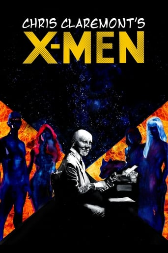 Poster of Chris Claremont's X-Men
