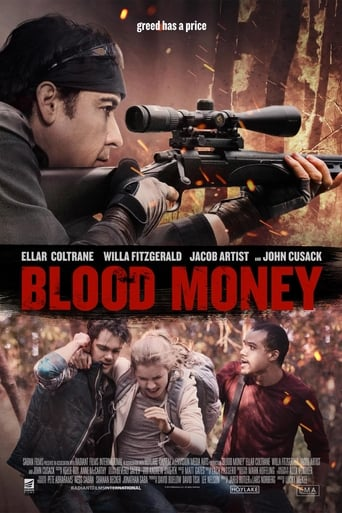 Poster of Blood Money