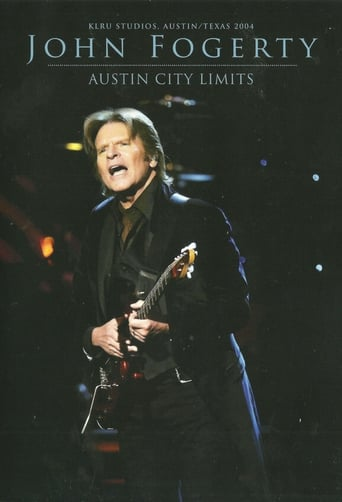 Poster of John Fogerty: Live at Austin City Limits