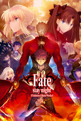 Capitulos de: Fate/stay night [Unlimited Blade Works]