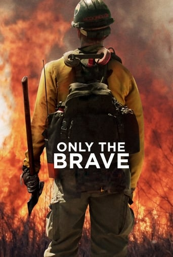 Official movie poster for Only the Brave (2017)