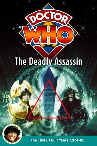 Poster of Doctor Who: The Deadly Assassin