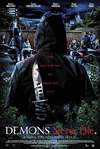Poster of Demons Never Die