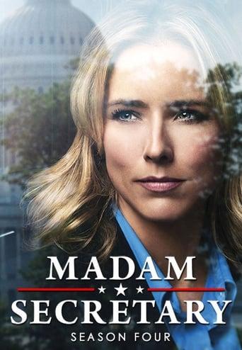 Ponia sekretorė / Madam Secretary (2017) 4 Sezonas EN