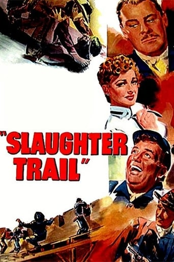 Poster of Slaughter Trail
