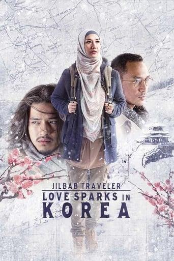 Poster of Jilbab Traveler: Love Sparks in Korea