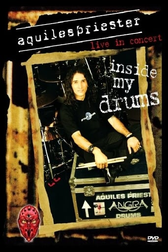 Aquiles Priester - Inside My Drums Movie Poster