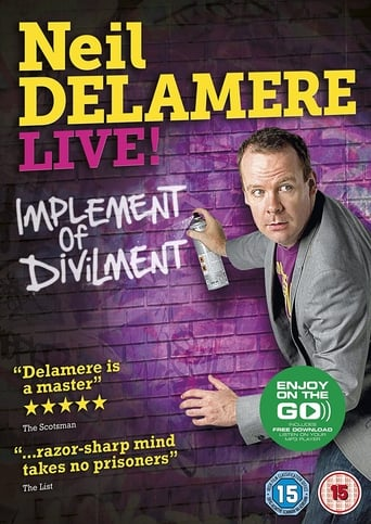 Poster of Neil Delamere: Implement of Divilment