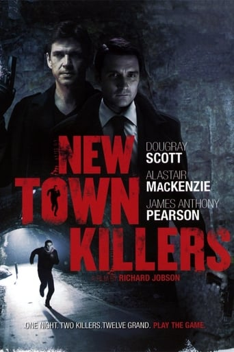 Poster of New Town Killers