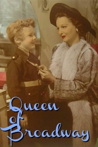 Queen of Broadway Movie Poster