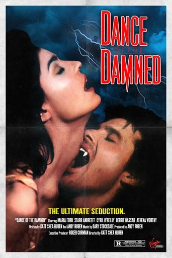 Poster of Dance of the Damned