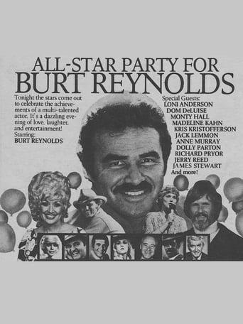 All-Star Party for Burt Reynolds
