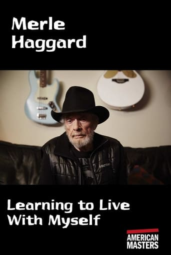 Poster of Merle Haggard: Learning to Live With Myself