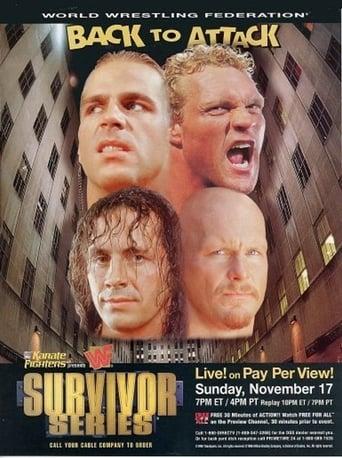 Poster of WWE Survivor Series 1996