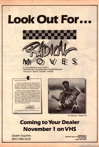 Poster of Radical Moves