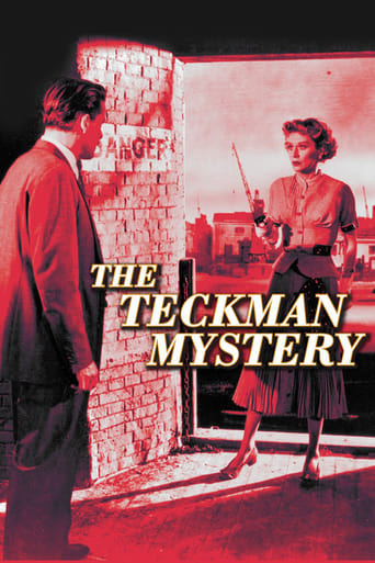 Poster of The Teckman Mystery