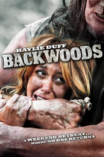 Poster of Backwoods fragman