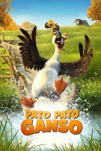 Pato Pato Ganso - Poster