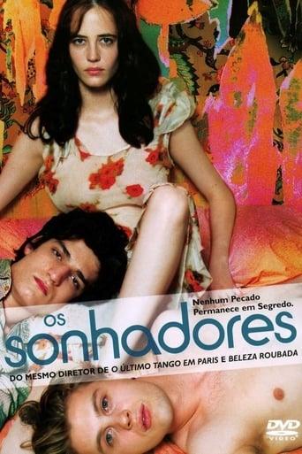 Os Sonhadores - Poster