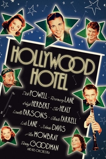 Poster of Hollywood Hotel
