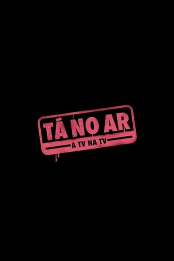 Poster of Tá no Ar: A TV na TV
