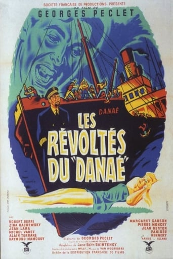 Poster of Les révoltés du Danaé