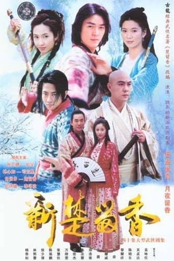 The New Adventures of Chor Lau Heung Movie Poster