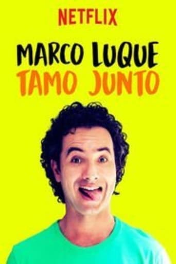 Poster of Marco Luque - We are together