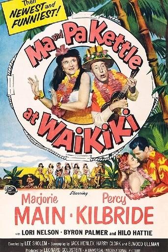Watch Ma and Pa Kettle at Waikiki Free Movie Online