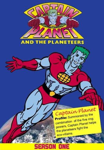 Capitão Planeta 1ª Temporada - Poster