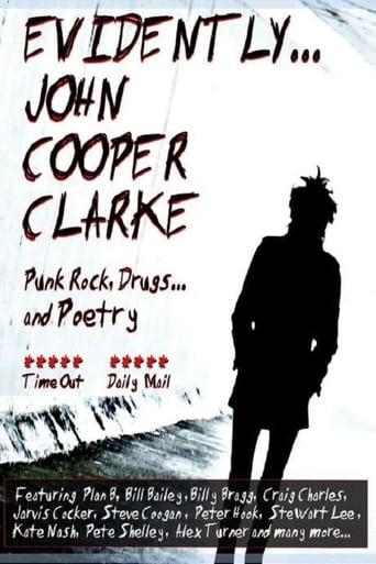 Poster of Evidently... John Cooper Clarke