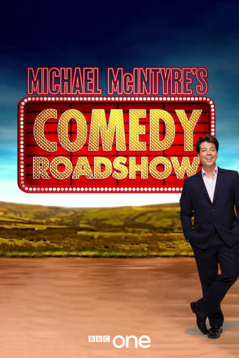 Poster of Michael McIntyre's Comedy Roadshow