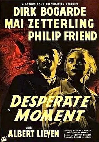 Poster of Desperate Moment